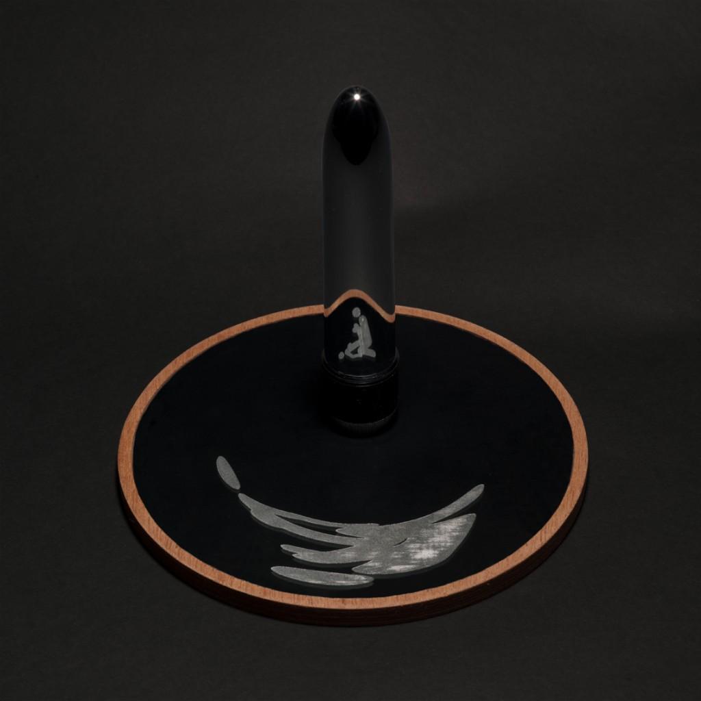"""anamorphose, image interdite"", Florent Gilbert, 2012"
