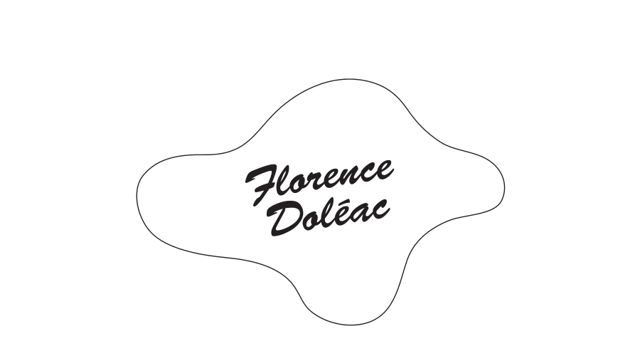 "Florence doléac, Tampon édition ""Flac"", keymouse 2013"