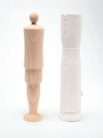 "Jef Geys, ""Model"", 2014"