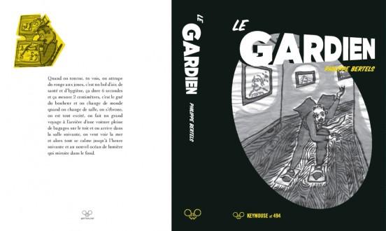 """Le Gardien"", Philippe Bertels - Keymouse 2016"