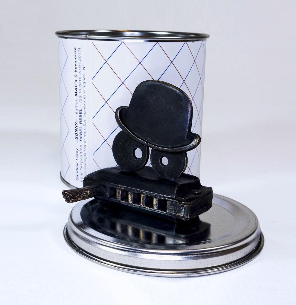 Gauthier Leroy — Sonny (box)